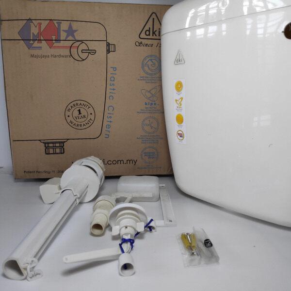 DKI Plastic Water Cistern High Level Tangki Air Tandas SIRIM 440 CH 50 High Level