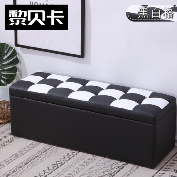 Shop Large Size Bench Childrens Stool Wall Sofa Stool to Sit Shoes Storage Stool Store Room Shoe SHOEBOX