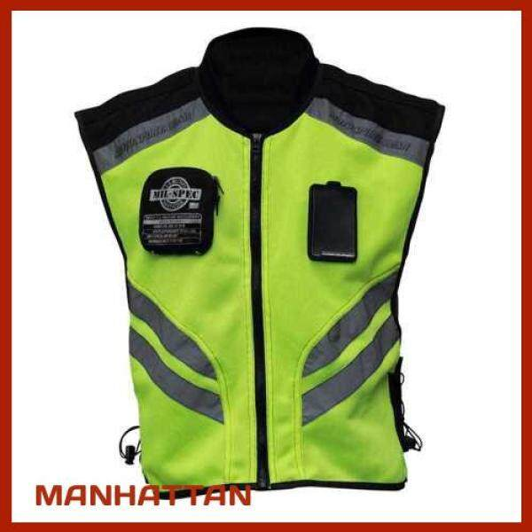 [ MANHATTAN ] Sports Motorcycle Reflective Vest (3Xl)