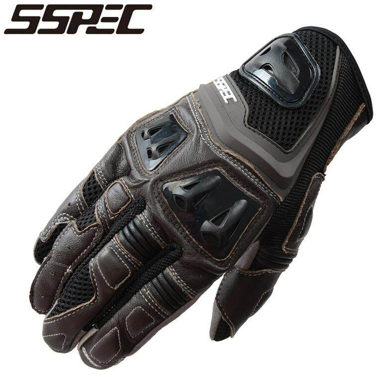 Motorcycle shatter-resistant gloves racing breathable riding motorcycle gloves wear-resistant touch screen gloves