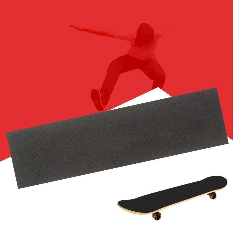 Mua 1PC Băng Dính Chuyên Nghiệp Chống Trượt Ván Trượt Màu Đen Băng Dính Cho Ván Trượt Băng Phụ Kiện Ván Trượt Dài 82*21Cm