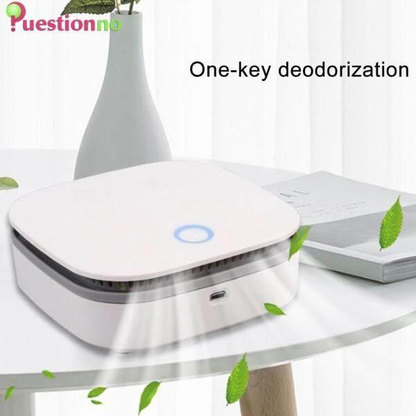 Máy Lọc Không Khí Làm Sạch Tủ Lạnh Máy Tạo Ion Âm Anion Ozonnzier Tự Động Khử Mùi Trong Nhà