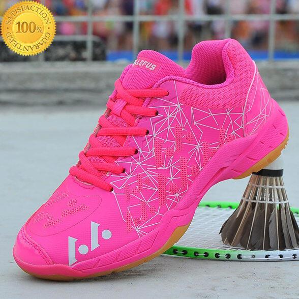 Giày Cầu Lông Cho Nữ, Giày Thể Thao Tập Luyện, Thoáng Khí, Chống Trơn Trượt, Nhẹ giá rẻ
