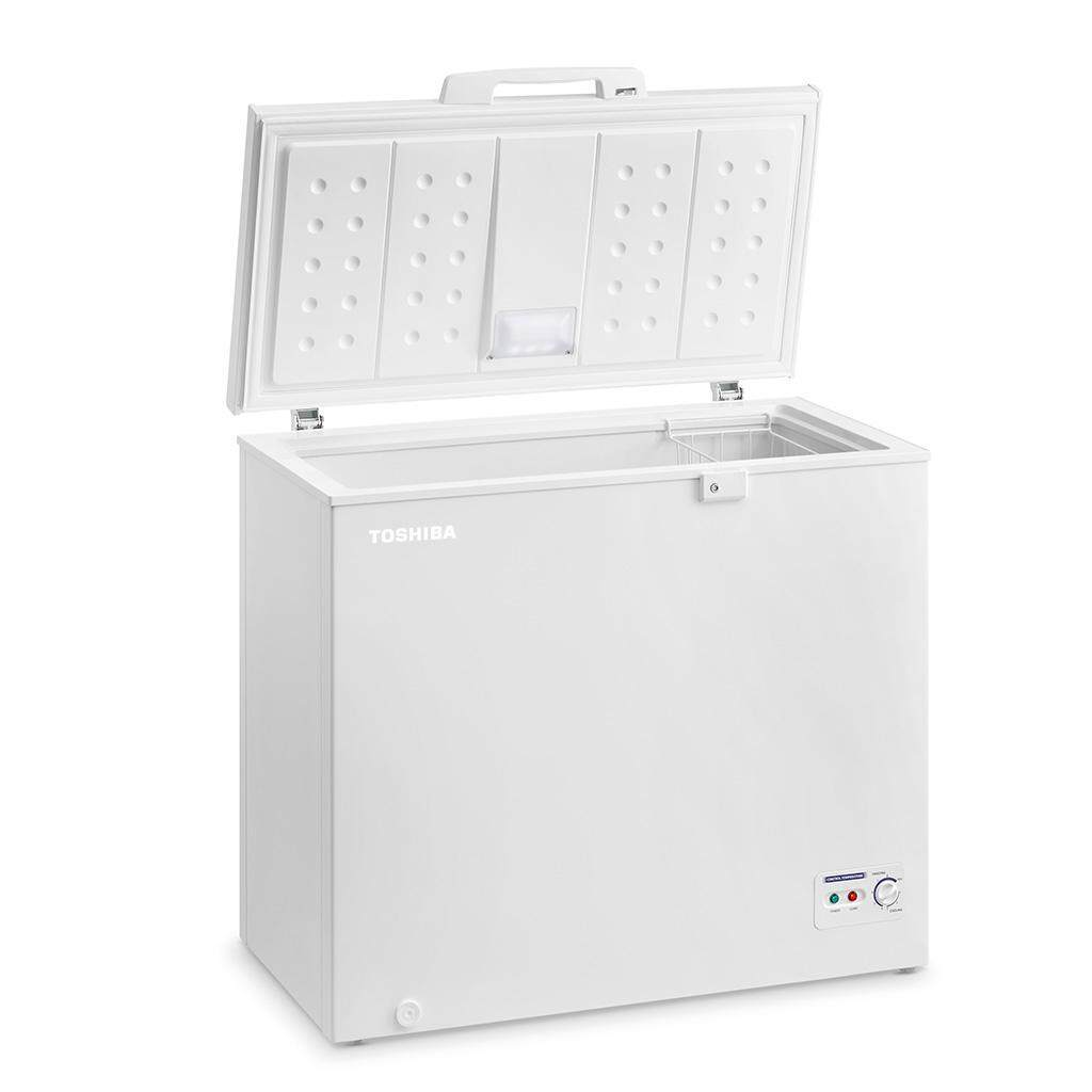 TOSHIBA 249L CHEST FREEZER CR-A249M / CRA249M with 2 IN 1 FUNCTION