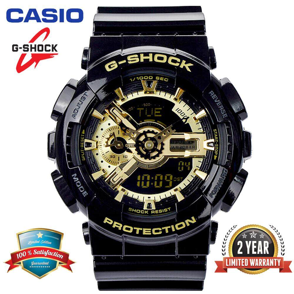 453c3e3ede16 (Ready Stock) G Shock GA110 Men Sport Watch Duo W/Time 200M Water