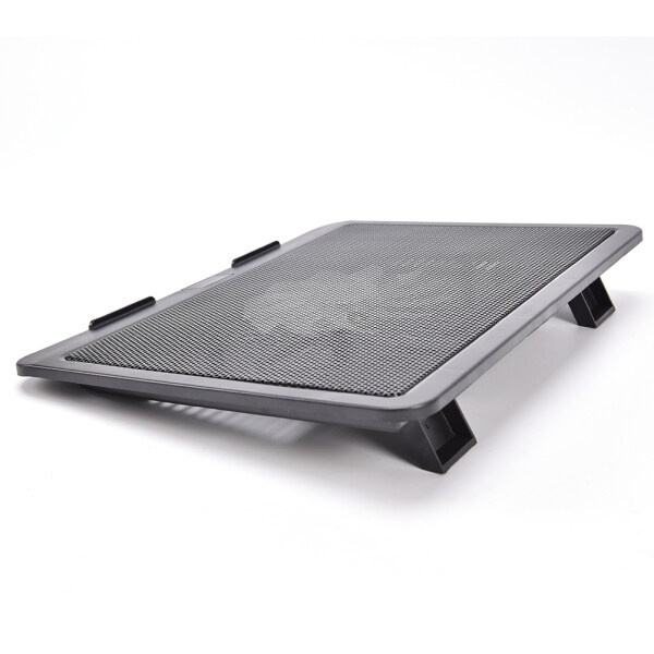 Super Quiet Laptop Cooler Cooling Pad Base Big Fan USB Stand for 14\