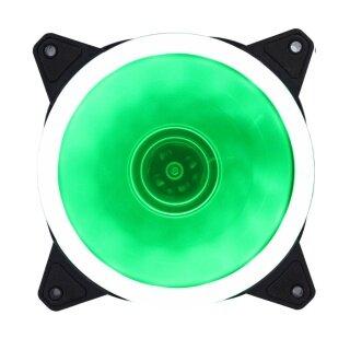 Quạt Ốp Lưng Zesc007, Quạt Làm Mát PC 12Cm Đèn RGB Không Tiếng Ồn Dòng Khí Lớn Dành Cho Gia Đình thumbnail