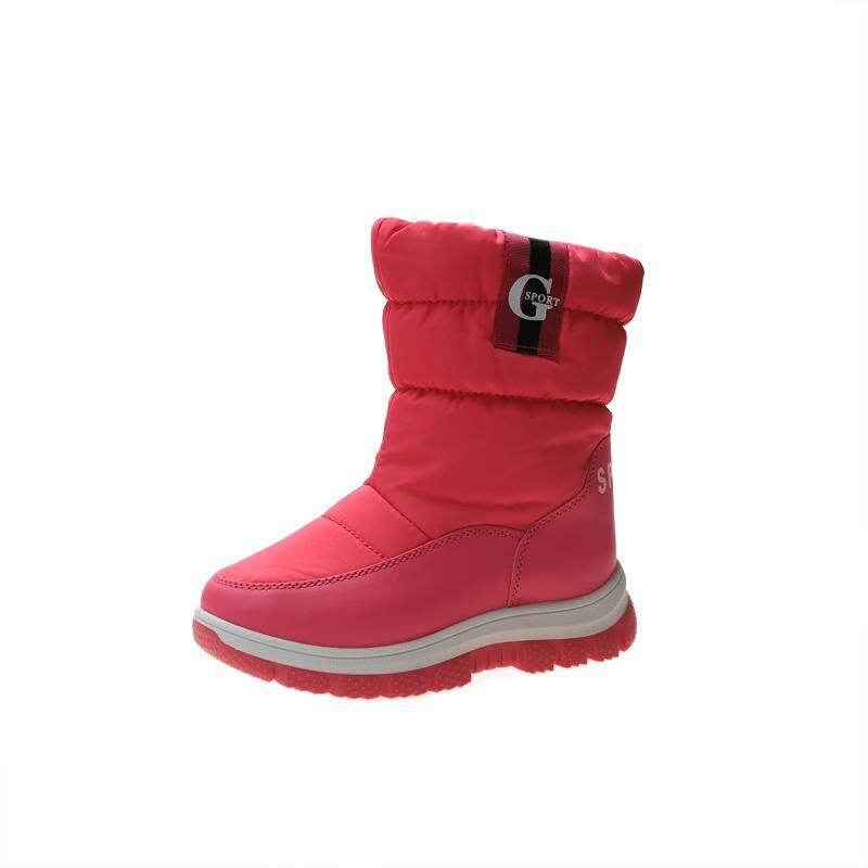 Giá bán Chao Chống Thấm Nước Cho Bé Ủng Bé Gái Giày Mùa Đông Giày Bốt Thời Trang Sang Trọng Giầy Trẻ Em Sinh Viên Giày Trẻ Em Giày Trẻ Em