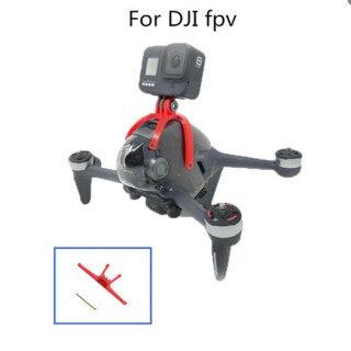 Giá Đỡ Gắn Bộ Chuyển Đổi Mở Rộng Cho DJI FPV Drone Combo, Giá Đỡ Phụ Kiện Camera Hành Động Toàn Cảnh Dành Cho GoPro Insta360 thumbnail