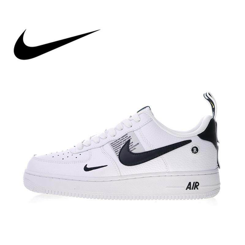 official photos 67f36 0f690 Nike Air Force 1 07 LV8 Utility Men s Skateboarding Shoes Sport Outdoor  Sneakers Designer AJ7747-