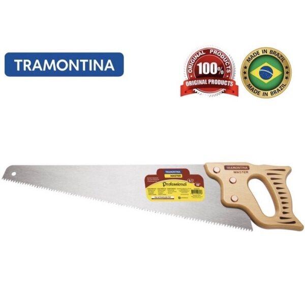 [100% ORIGINAL] TRAMONTINA HEAVY DUTY PROFESSIONAL GARDEN WOOD SAW (MADE IN BRAZIL) *BAHCO / IRWIN GRADE*
