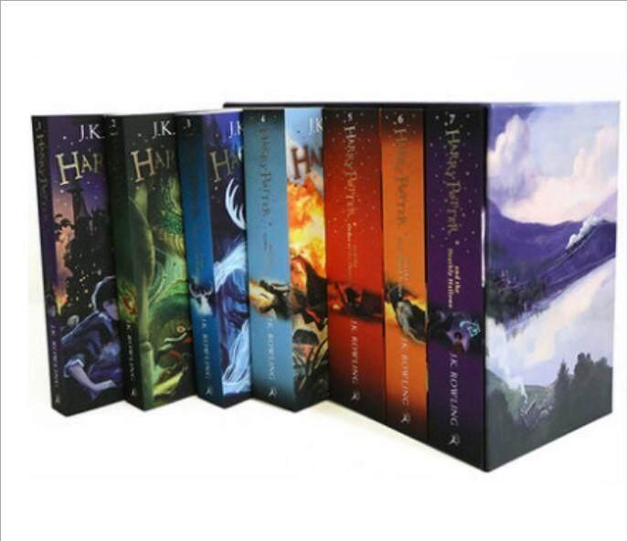 Harry Potter Series Books[UK Version]