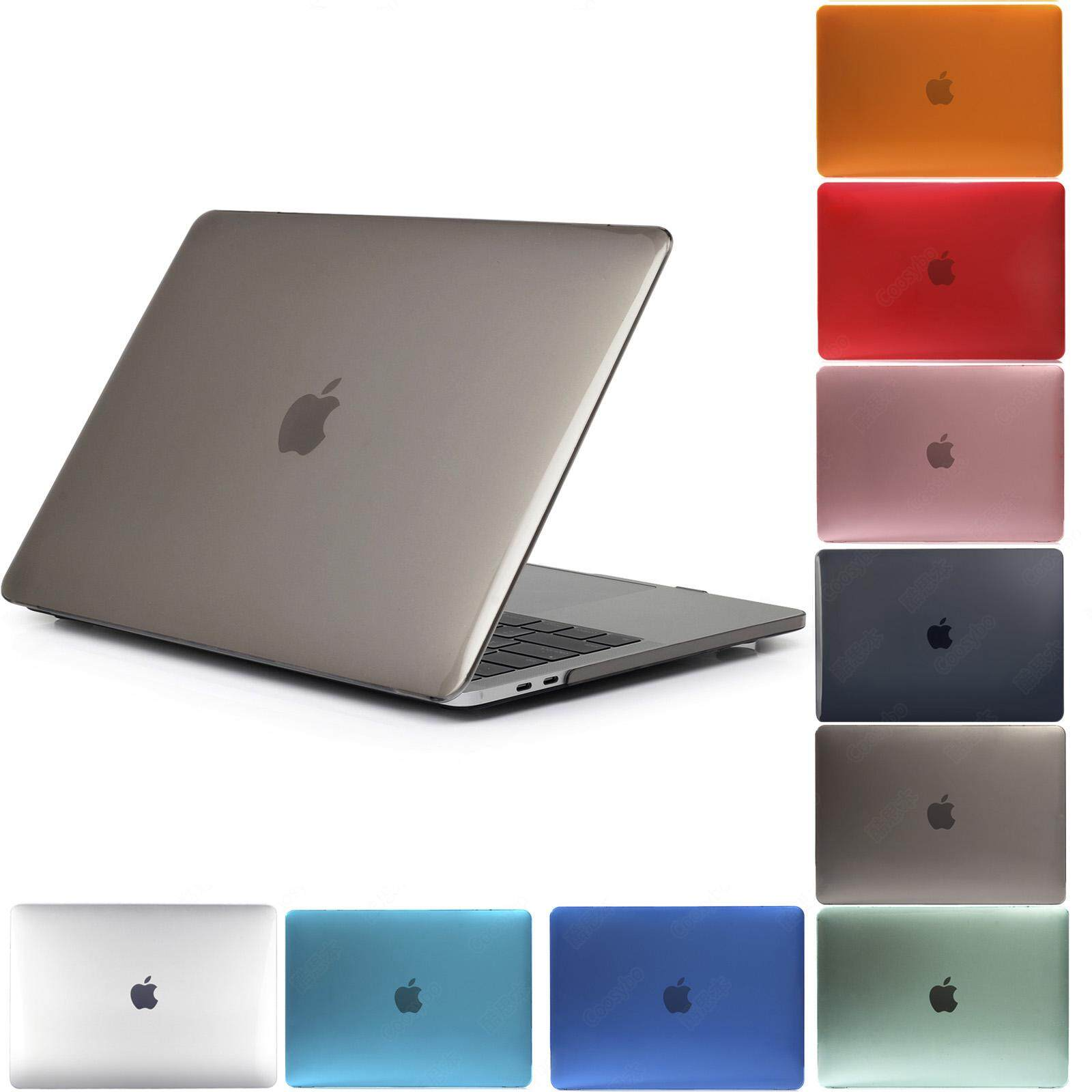 13 Pro (USB-C port) Case, Crystal Hard Cover for 2016-2019 Macbook Pro 13.3 inch with/without Touch Bar, Transparent