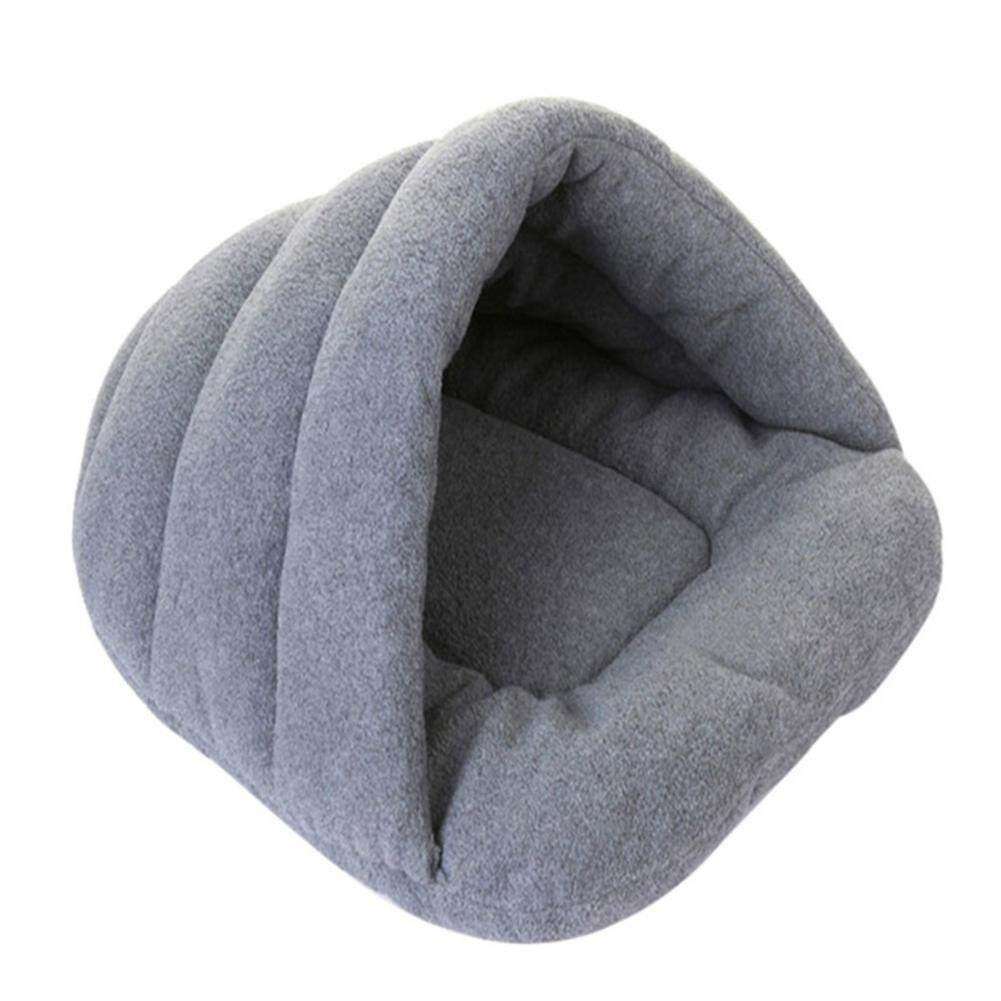 Magic Cube Warm Fleece Sleeping Nest Mat Soft House For Pet Dog Cat Rabbit By Magic Cube Express.