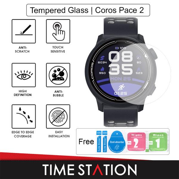 Screen Protector fo Coros PACE 2/APEX/APEX PRO/VERTIX GPS Sport Smartwatch Malaysia