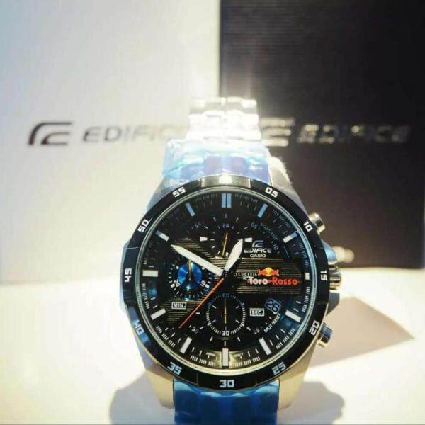 ORIGINAL CASIO_EDIFICER 556 RED BULL SERIES Malaysia