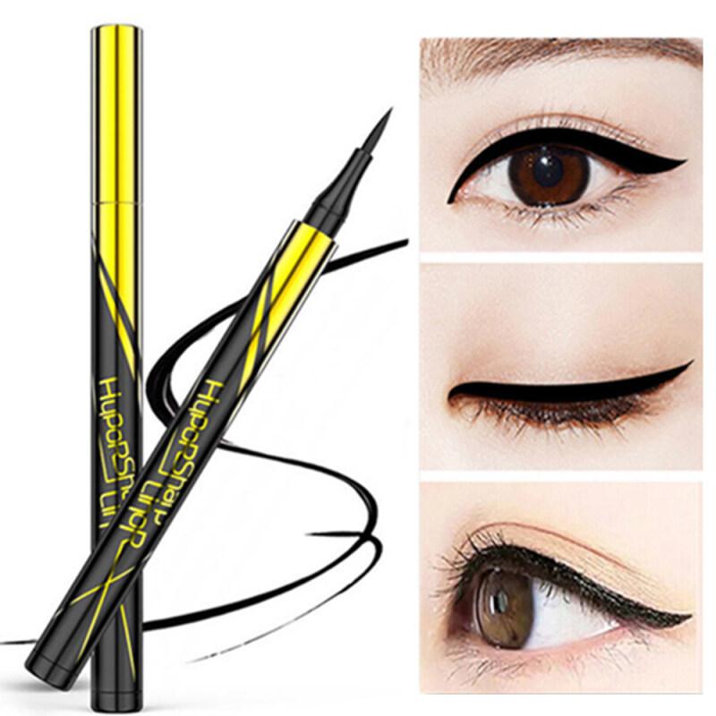 Bút kẻ mắt màu vàng khá nhỏ, Bút Kẻ Mắt Chống thấm nước, chống mồ hôi, lâu trôi nhập khẩu