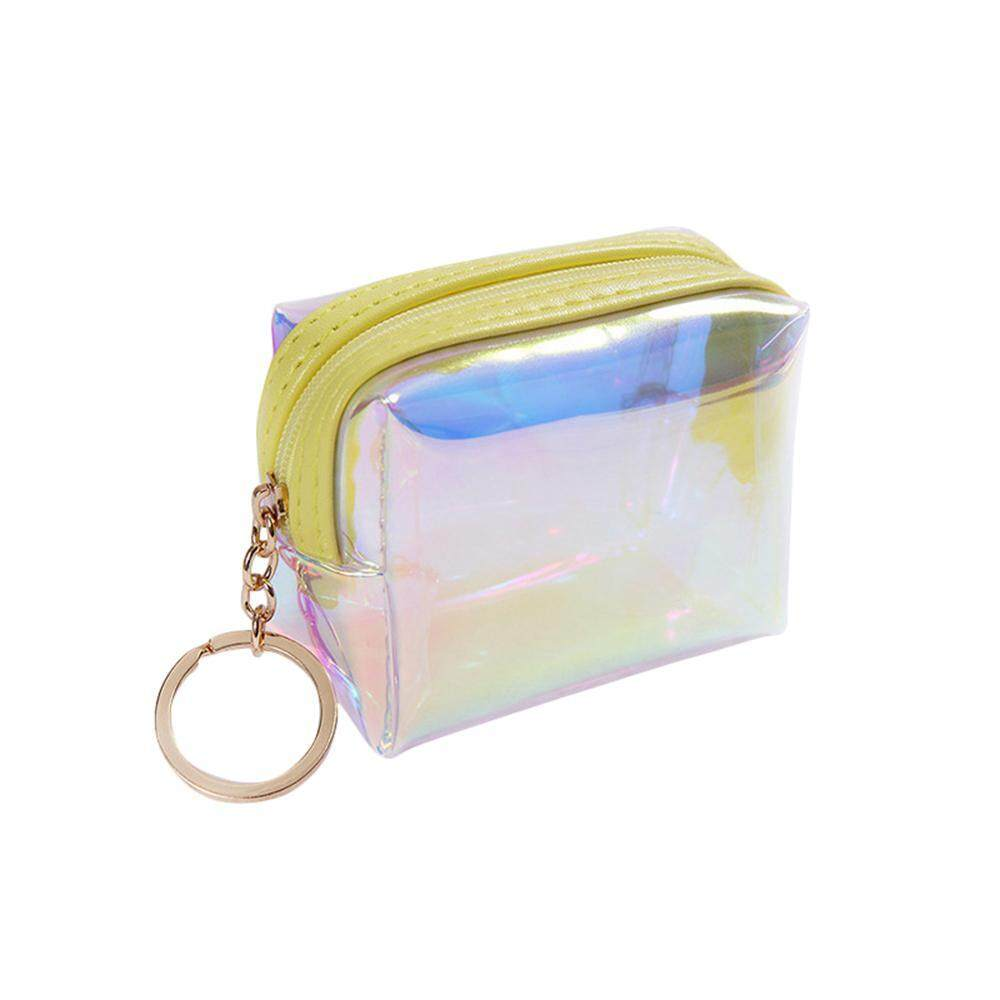 Lightsmile กระเป๋าใส่เหรียญขนาดเล็กเหรียญกระเป๋าสตางค์มีซิปสำหรับ Lady Girls เด็ก By Lightsmile.