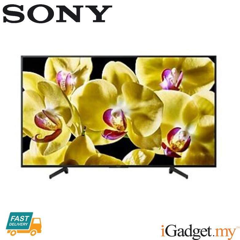Sony X80G | LED | 75 4K Ultra HD | High Dynamic Range (HDR) | Smart TV (Android TV) ( Sony Malaysia Warranty )