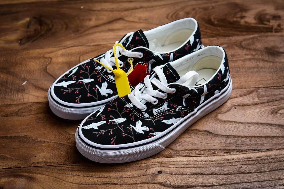 Bronceado atleta hacerte molestar  VANS Authentic AUT ERA Men Fashion Casual Sports Shoes Sneakers Black 36-44  | Lazada PH