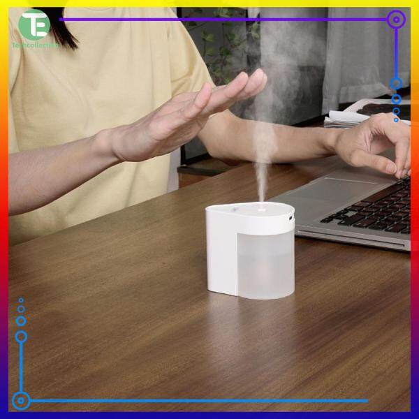 Office Home Air Humidifier Infrared Induction Automatic Alcohol Disinfection Sprayer Humidifier Singapore