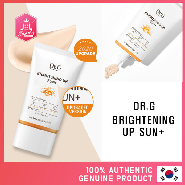 Buy [KOREAN BEAUTY] Dr.G Brightening Up Sun+ SPF50+ PA+++ (RENEWAL) Singapore