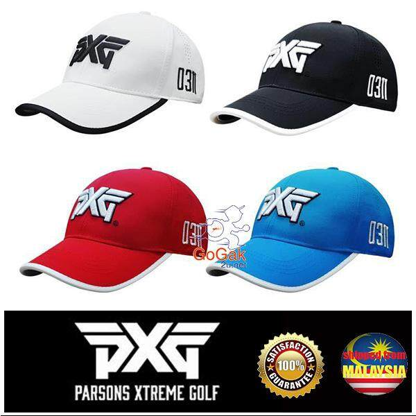 14d071c3b4a New PXG Golf Cap with Ball Marker Visor for Baseball Tennis Fishing and  Outdoor Sports