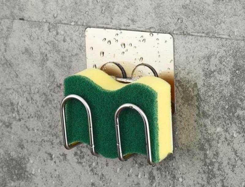 BBty Staple-free Stickers Seamless Seamless Stainless Steel Shelf Pot Lid Cutting Board Hook