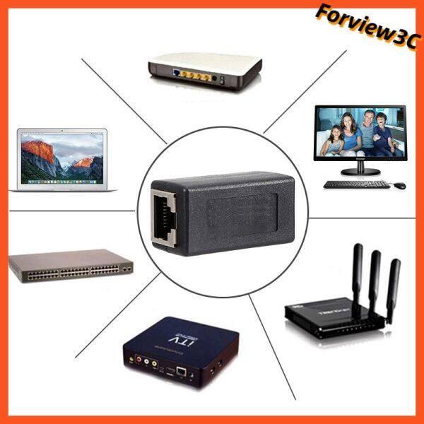 Giá Forview3C Hidemo [Bán] 1x Xách Tay RJ45 Cái Sang Cái Mạng Ethernet LAN Bộ Chuyển Đổi Kết Nối Module (Sản Phẩm Mới Được Liệt Kê)