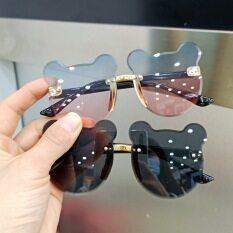 X Mall mùa hè sản phẩm mới kính râm chống tia cực tím cho bé, kính râm hoạt hình dễ thương cho bé trai và bé gái, quà tặng