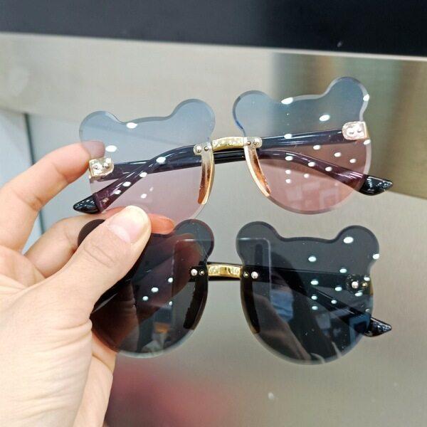 Giá bán X Mall mùa hè sản phẩm mới kính râm chống tia cực tím cho bé, kính râm hoạt hình dễ thương cho bé trai và bé gái, quà tặng