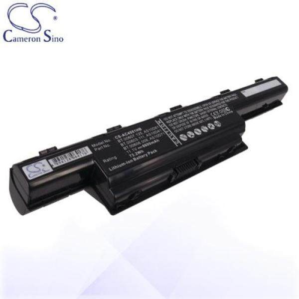 CameronSino Battery for Acer 31CR19/652 / 31CR19/65-2 / 31CR19/66-2 / 3INR19/65-2 Battery L-AC4551HB