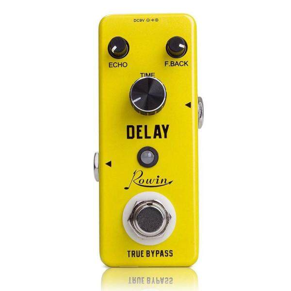 Rowin Analog Vintage Delay Guitar Effect Pedal Malaysia