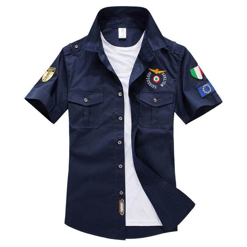 8c973b32680 Casual Shirts For Men Mens Brands. 100 Cotton Pilot Shirts Uk From  Infoimages