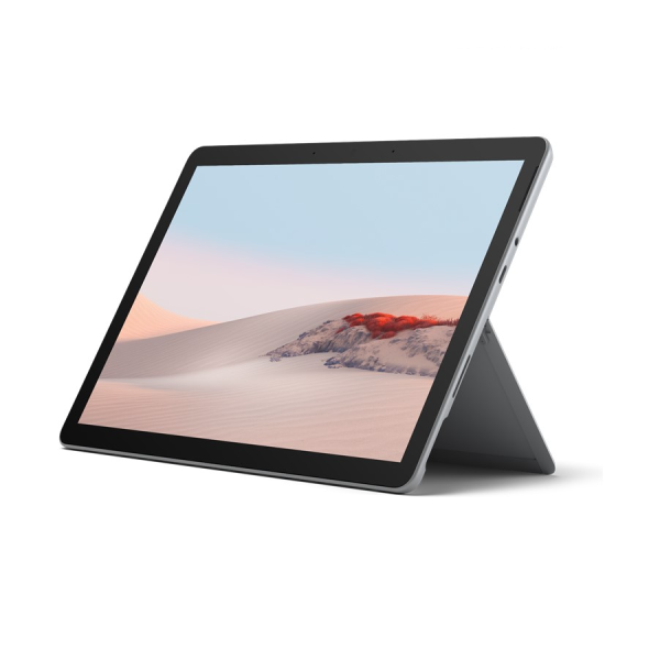 Microsoft Surface Go 2 - Platinum (Core M3 8th Gen, 4GB/8GB Ram, 64GB/128GB) Free Type Cover + Surface Bluetooth Mobile Mouse + Surface Pen + STM Summary Sleeve Malaysia