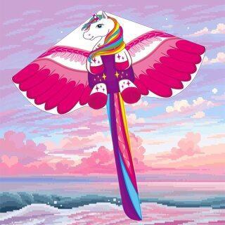 , Diều Rồng 3d Cho Trẻ Em Diều Đồ Chơi Ni Lông Diều Bay, Dây Diều Trẻ Em Diều Chim Weifang Nhà Máy Ikite Eagle thumbnail