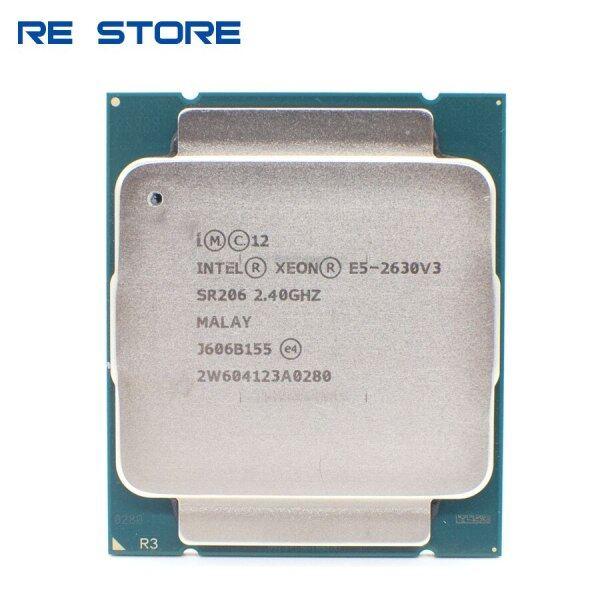Bảng giá used Xeon E5 2630 V3 Processor SR206 2.4Ghz 8 Core 85W Socket LGA 2011-3 CPU E5 2630V3 Phong Vũ