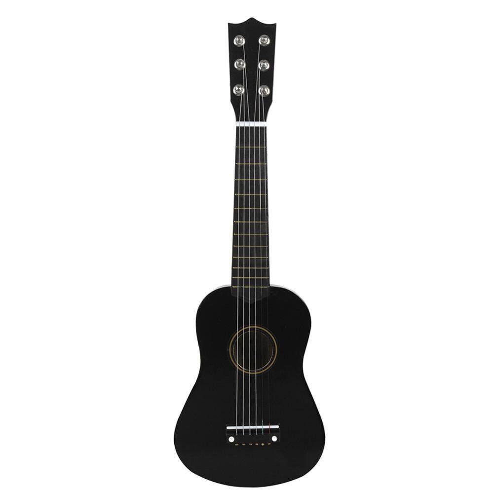 Trung 21 Inch Đàn Ukulele Sơ Khai Hawaii 6 Dây Đàn Guitar Ukelele Dành Cho Trẻ Em Kids