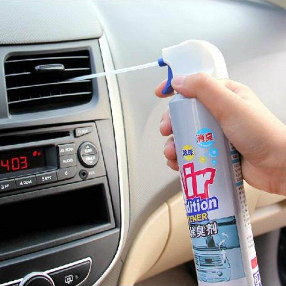 Bgd Portable Mobil Pembersih AC Tidak Beracun Tidak Berbahaya Ramah Lingkungan