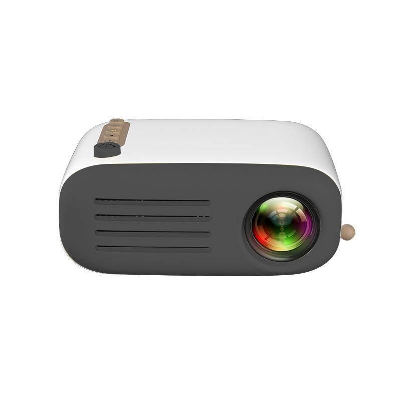 โปรเจ็คเตอร์ขนาดเล็ก Yg200 Home Mini Entertainment ความคมชัดสูง 1080 P โปรเจคเตอร์ By Jiehaosheng Estore.
