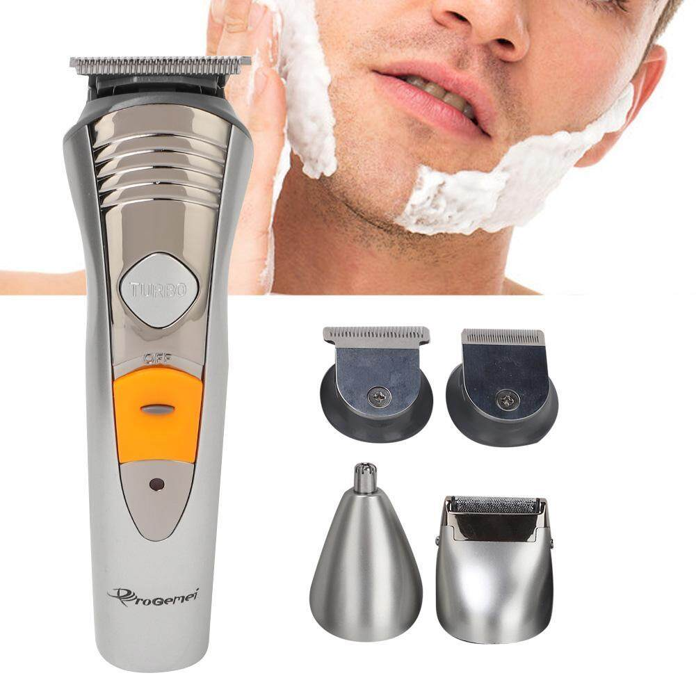 Multifunctional Electric Shaver Beard Trimmer Hair Styling Nose Hair Removal Machine EU Plug