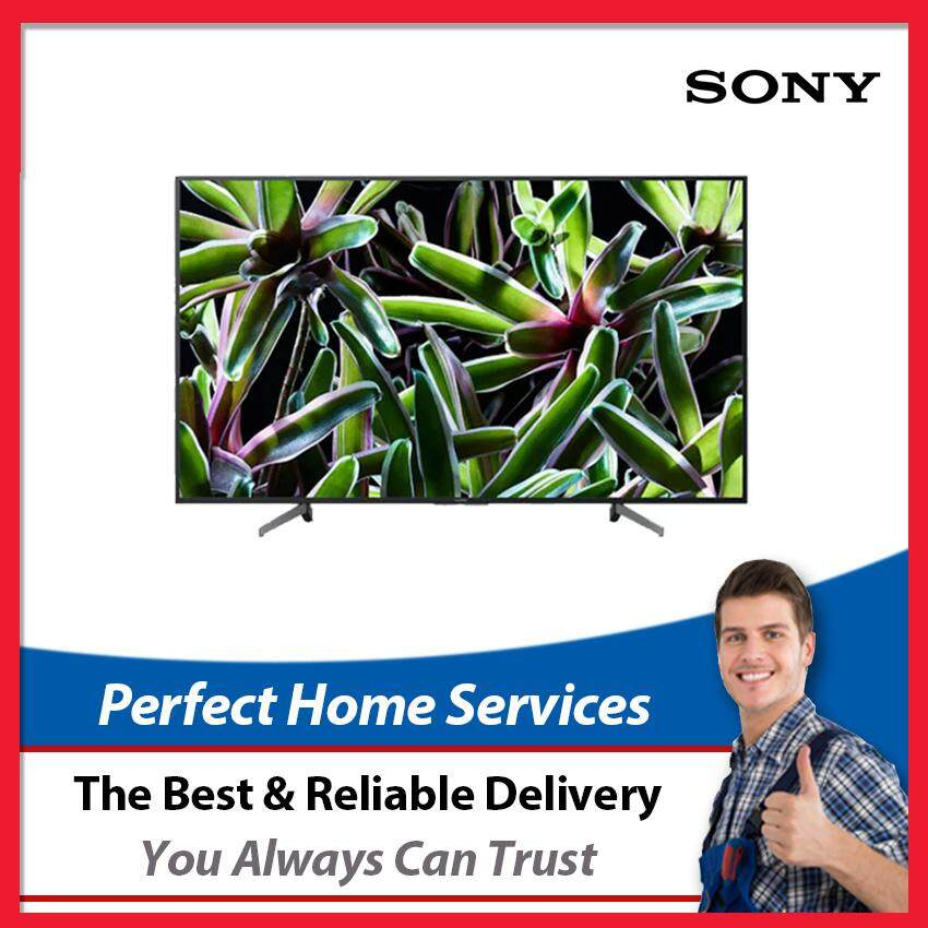Sony New 55 UHD (55X7000G) 4K Ultra HD HDR Smart Led TV, Express Direct Shipping Within Klang Valley
