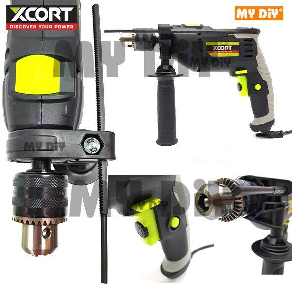 MYDIYHOMEDEPOT - XCORT Impact Drill 710w 13mm / Impact Drill