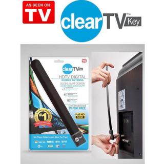 TV kỹ thuật số trên không rõ ràng chìa khóa HDTV miễn phí TV Stick trong nhà TV trên không 1080P HD mương Cáp tín hiệu cho gia đình tiêu chuẩn Hoa Kỳ thumbnail