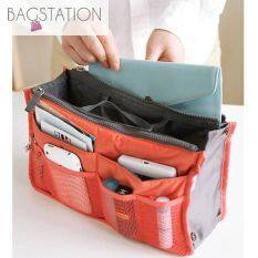 35ab1eec1af1 BAGSTATIONZ Premium Lightweight And Water-Resistant Multi-Compartment Bag -In-Bag Organizer