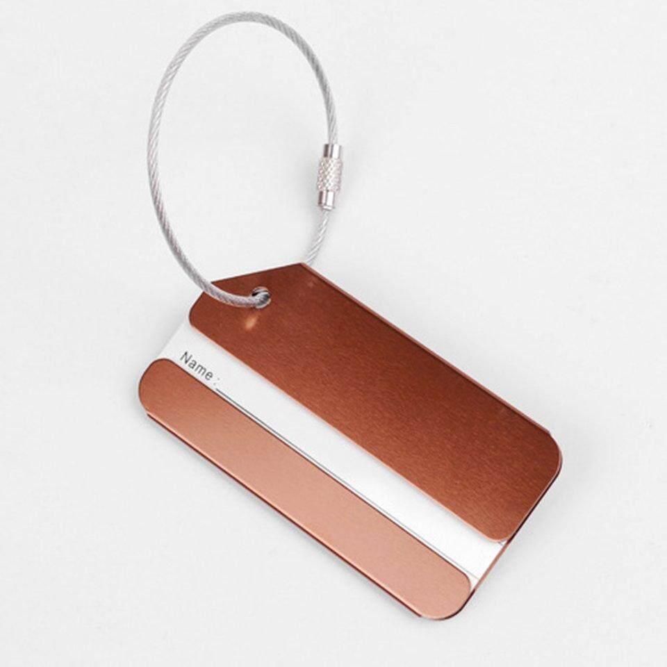 ผู้ขายที่ดีที่สุดป้ายห้อยกระเป๋าเดินทางแฟชั่นกระเป๋าเดินทางตรวจสอบ Boarding สุนัขลิฟท์ป้ายติดกระเป๋าเดินทาง By Beau-Store512.
