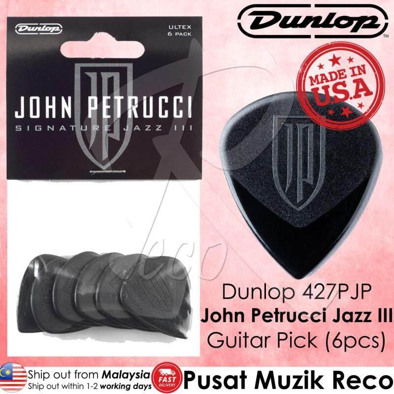 Dunlop 427PJP John Petrucci Jazz III Guitar Picks Pack of 6 Malaysia