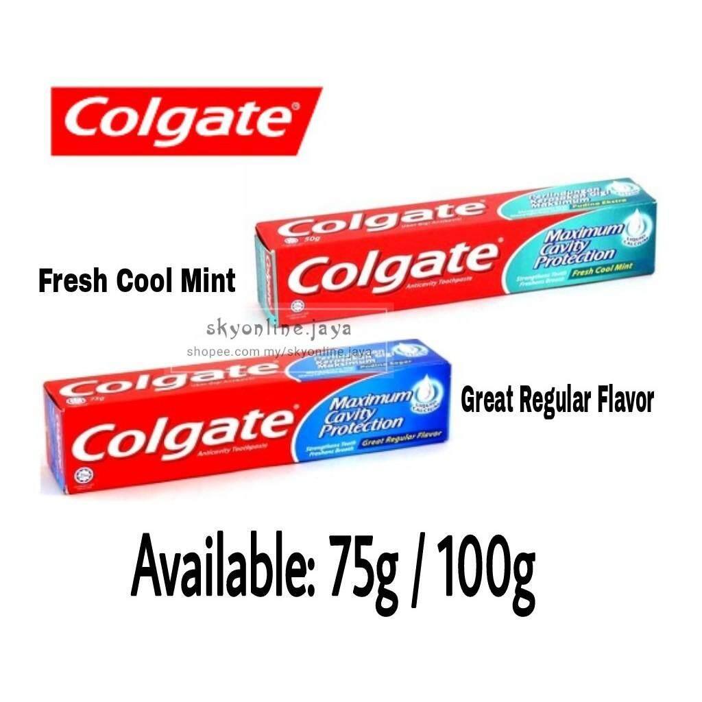 Colgate Toothpaste - Regular Flavor 75g