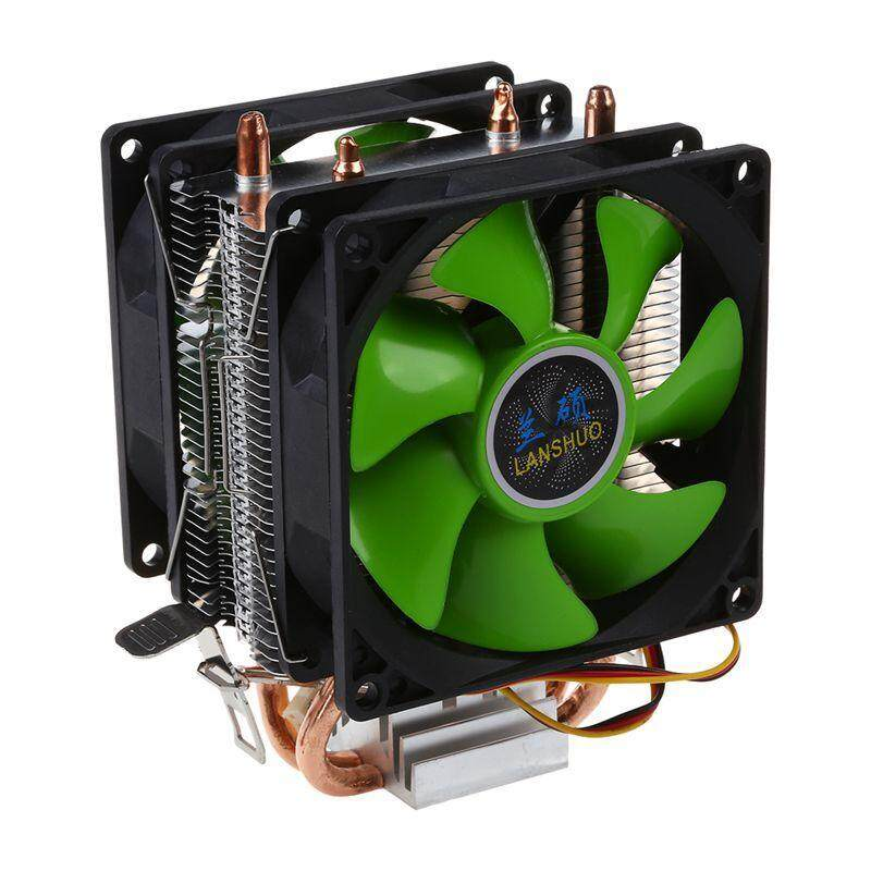 Bảng giá CPU cooler Silent Fan For Intel LGA775 / 1156/1155 AMD AM2 / AM2 + / AM3 Phong Vũ