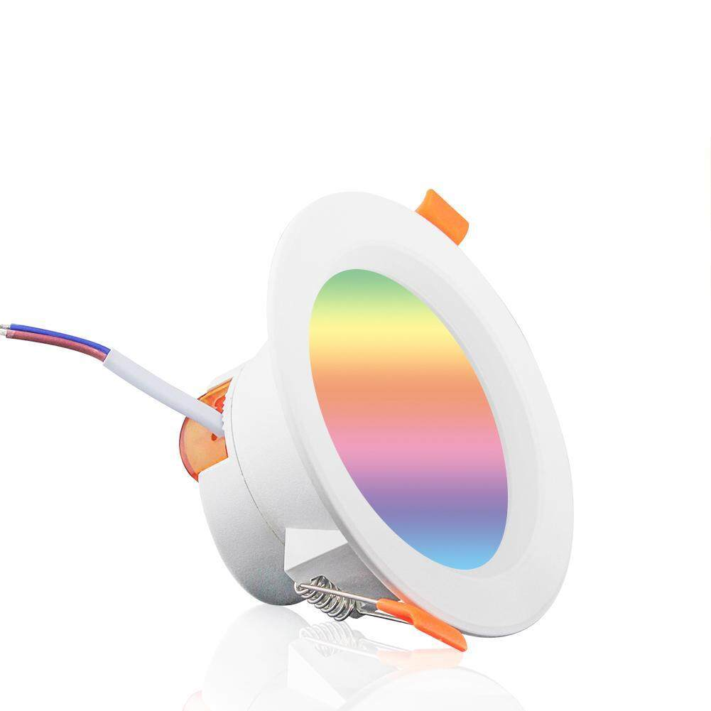 7W WiFi Smart RGBW LED Down Light for Home Automation Alexa Google Home